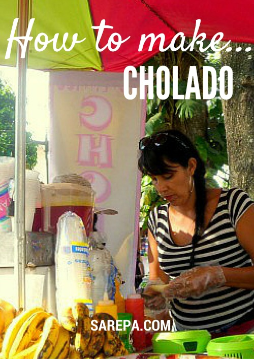 How to make Cholado, check out the recipe: