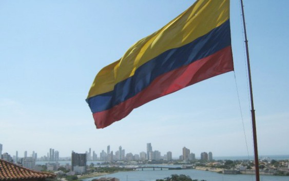 What's Colombia sick of hearing about during the World Cup?