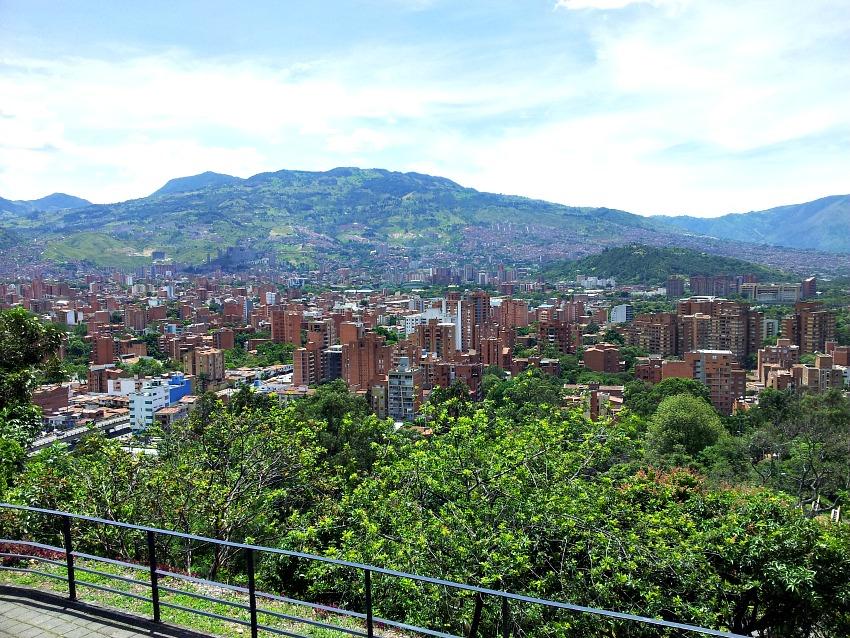 Travel Colombia, Medellin