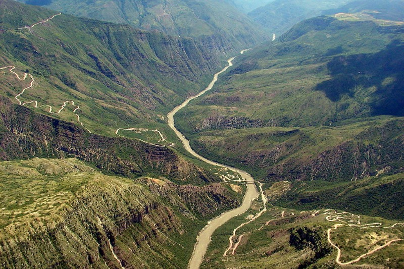Places to visit in Colombia - Chicamocha