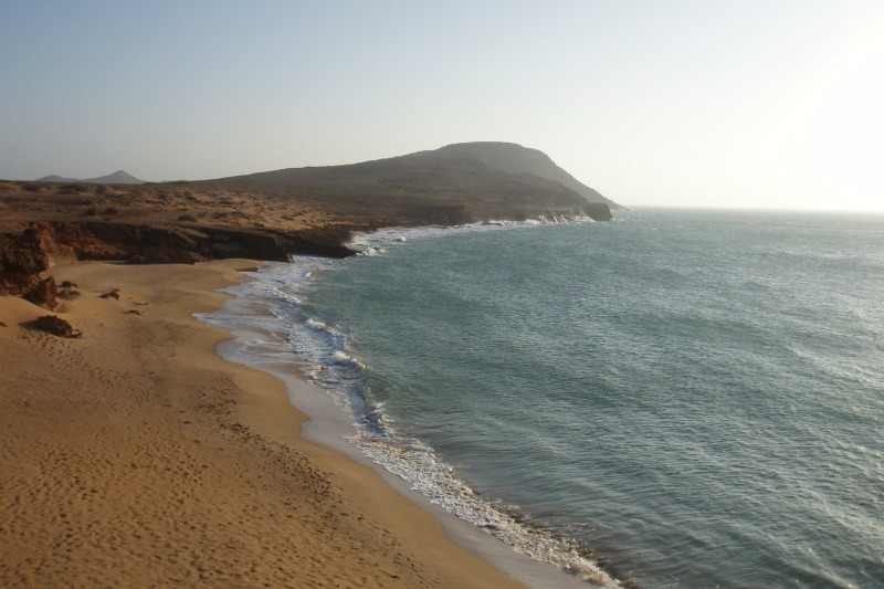 Places to visit in Colombia, La Guajira