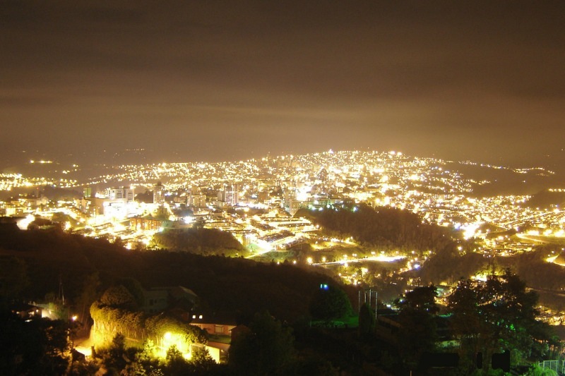 Places to visit in Colombia - Manizales