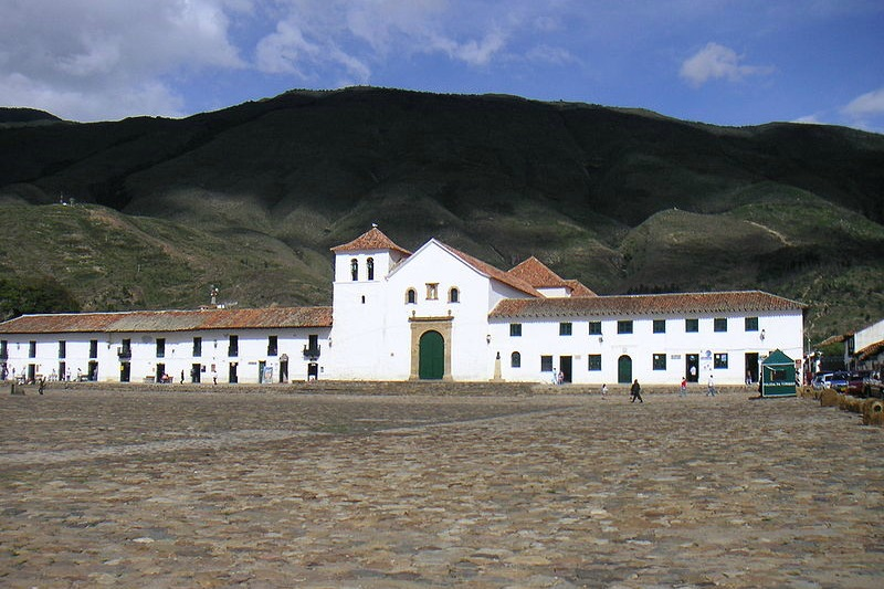 Places to visit in Colombia, Villa de Leyva