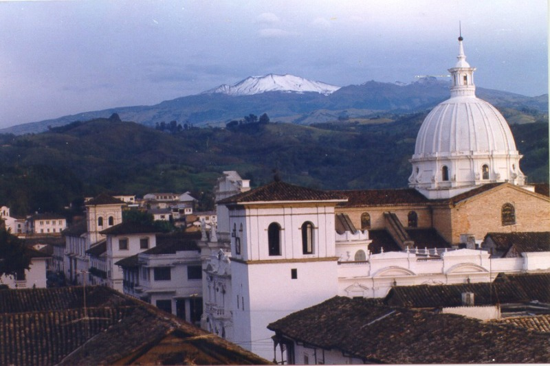 Places to visit in Colombia, Popayan