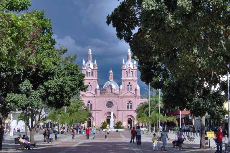 Places to visit in Colombia, Catedral Buga