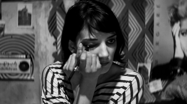 A Girl Walks Home Alone at Night movie trailer