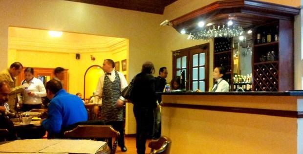 Cafes in Bogota