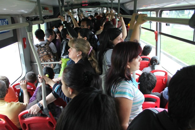 How to use Bogota's Transmilenio system