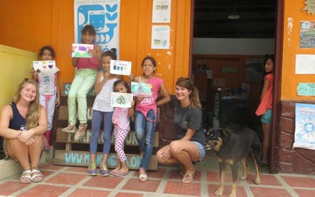 Volunteer-Colombia-Mision-Gaia