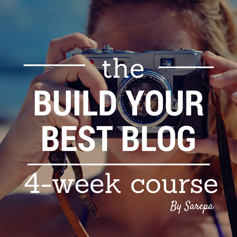 Build You Best Blog Course