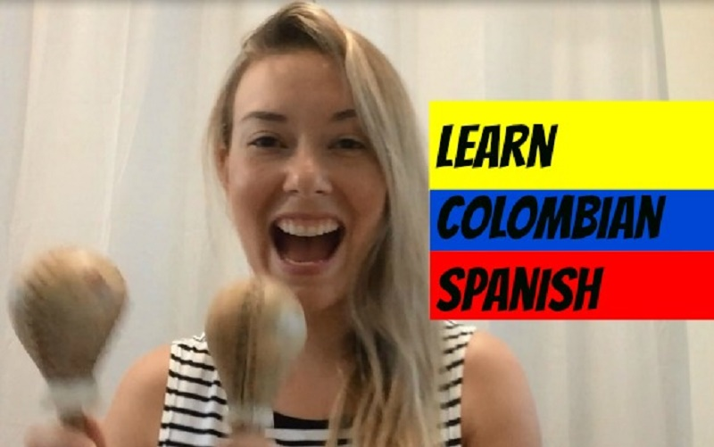 Learn Colombian Spanish