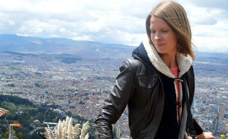 Expats in Colombia: Meet Victoria Kellaway from Banana Skin Flip Flops