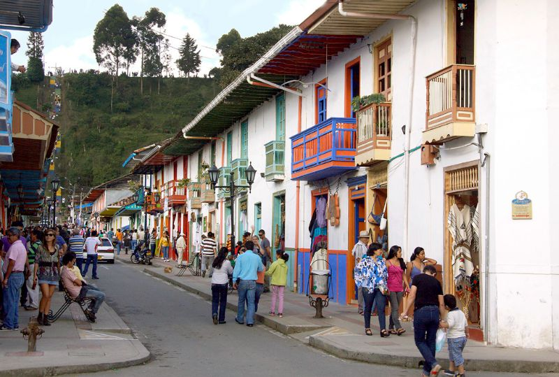 Colombia bucketlist