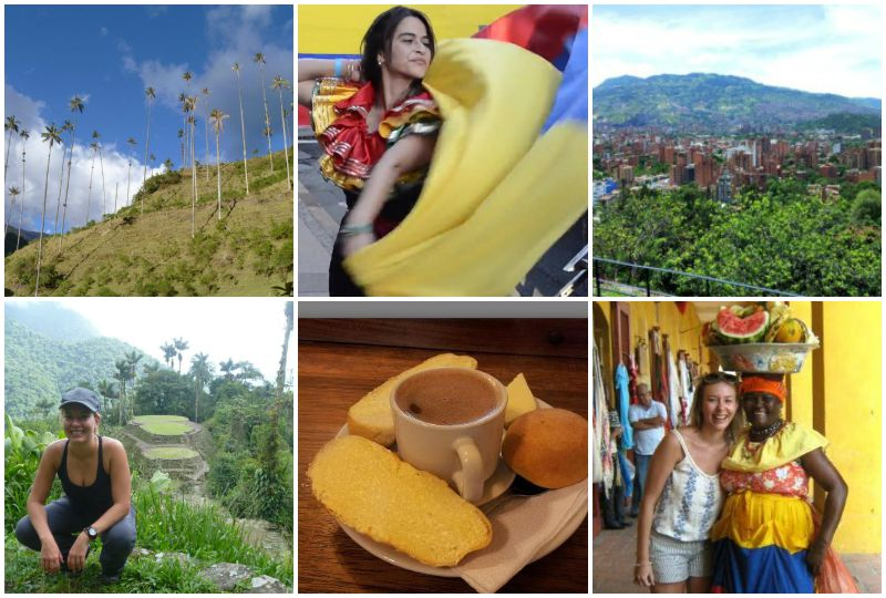Colombia travel photos