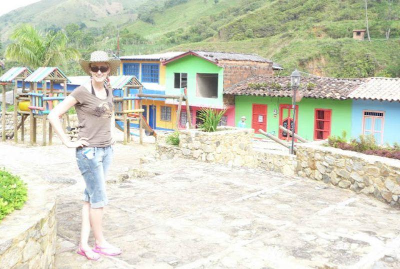 Expats in Colombia - Caroline Doherty de Novoa