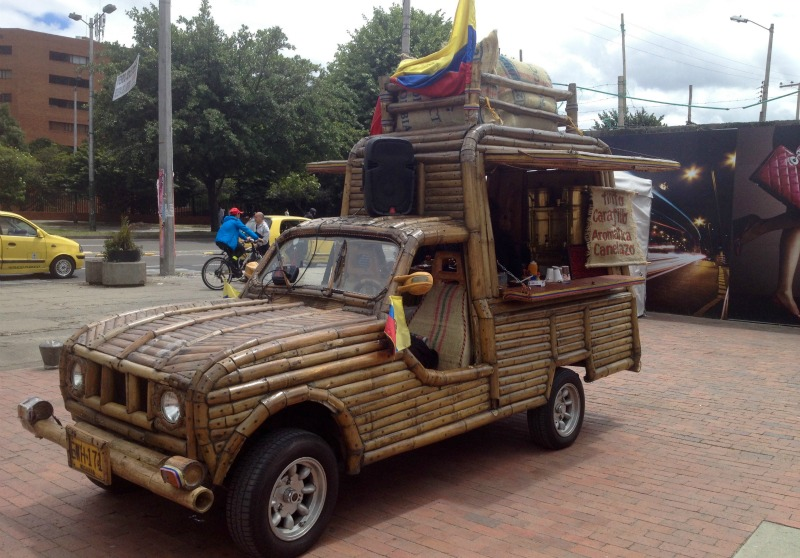 Expats in Colombia - Jade Longelin