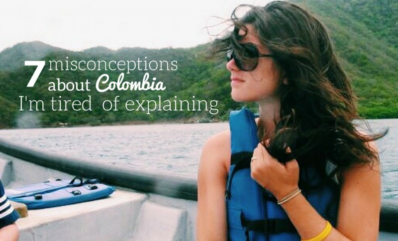 Travel Colombia - Misconceptions about Colombia