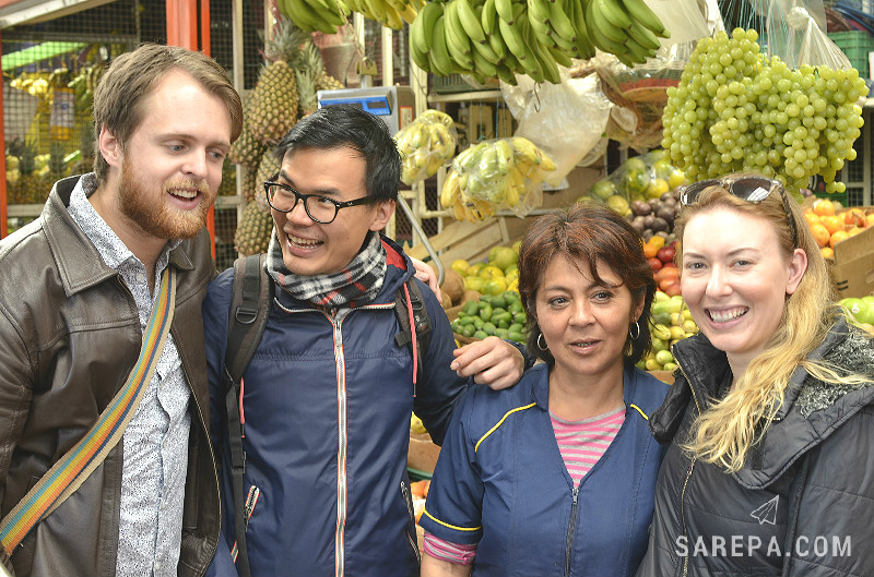 Food tours in Colombia