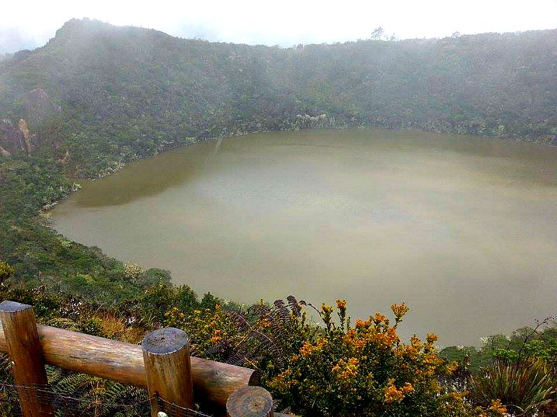 Guatavita Lake