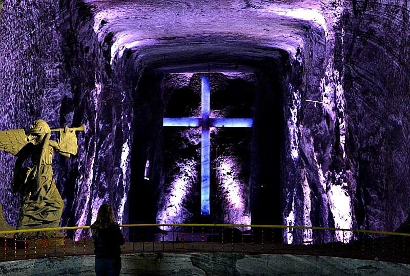 Salt Cathedral Colombia