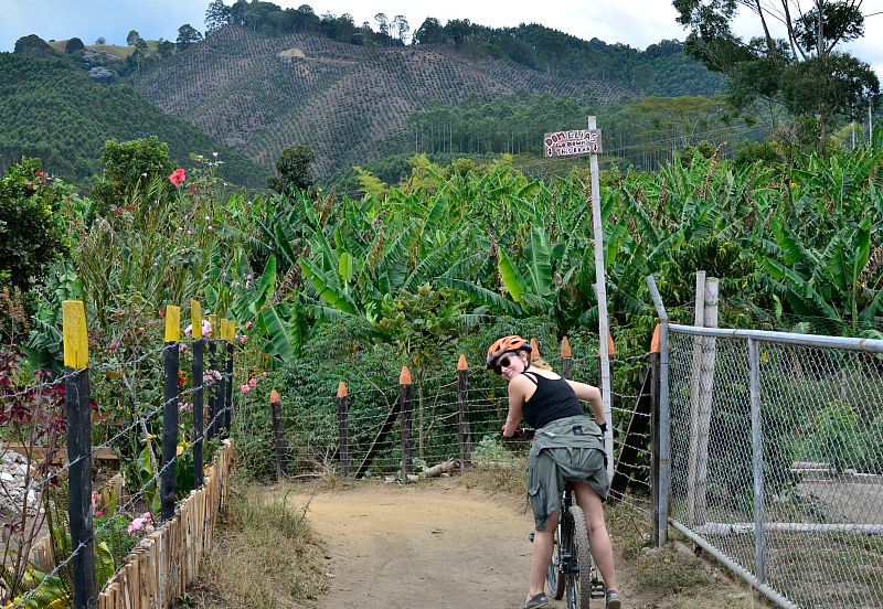 Bike tours in Colombia