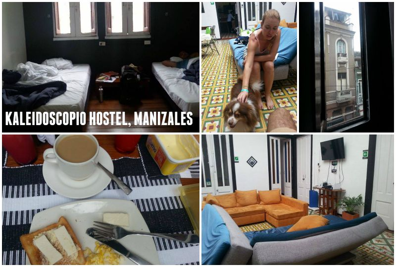 Hostels in Colombia - Hostel Kaleidoscopio, Manizales