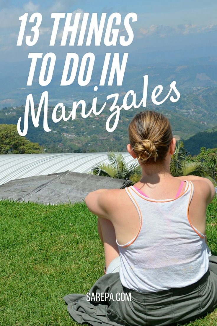 Things to do in Manizales
