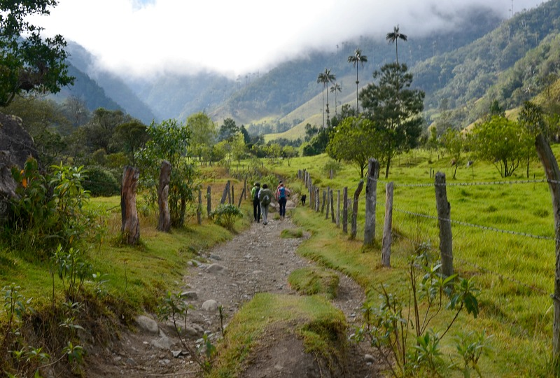 Hikes in Colombia