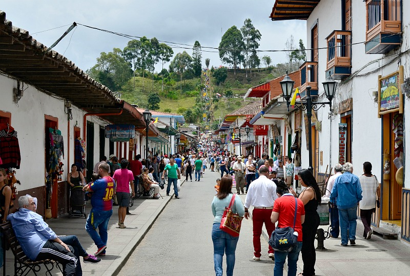 How to get from Bogota to Salento