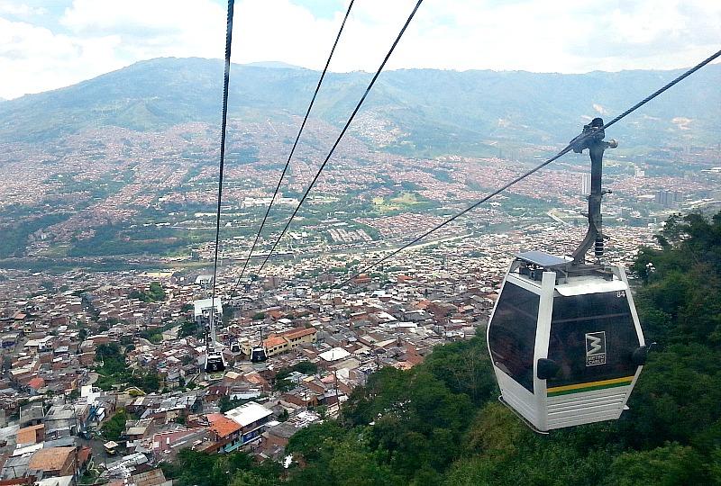 Medellin Metrocable Tour