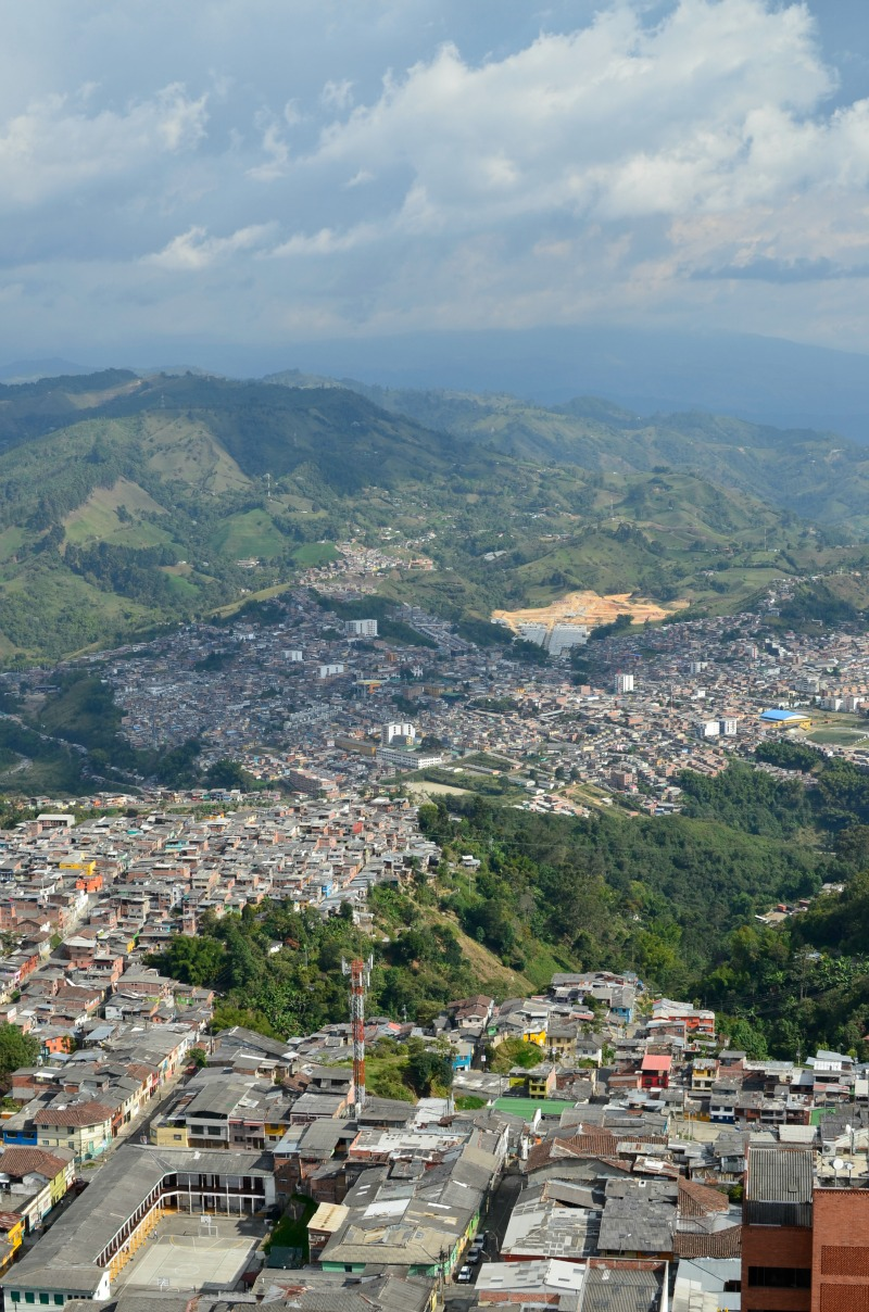 How to get to Manizales