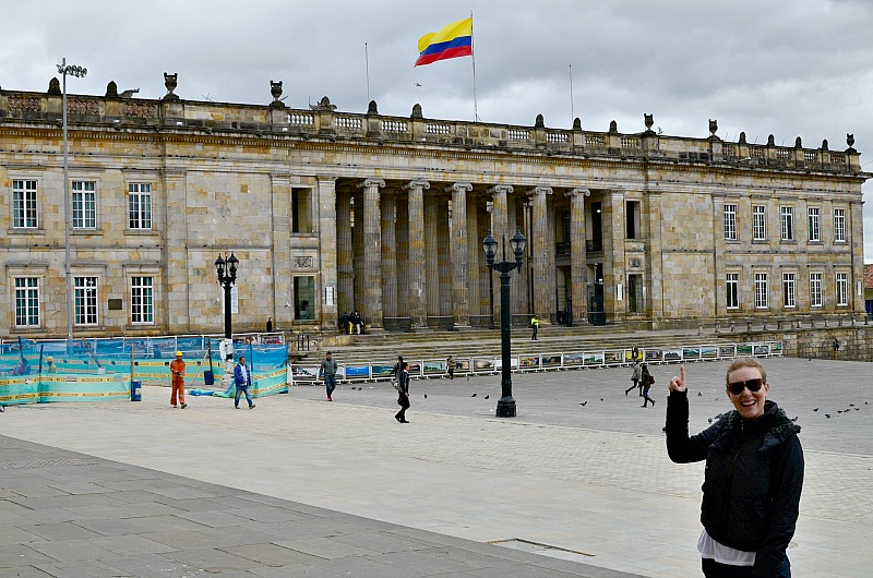 Things to do in Bogota - Plaza Bolivar