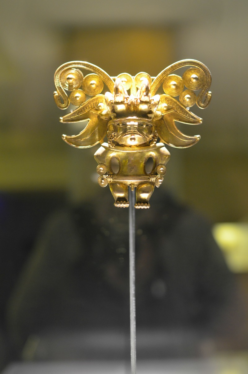 Things to do in Bogota - Museo de Oro