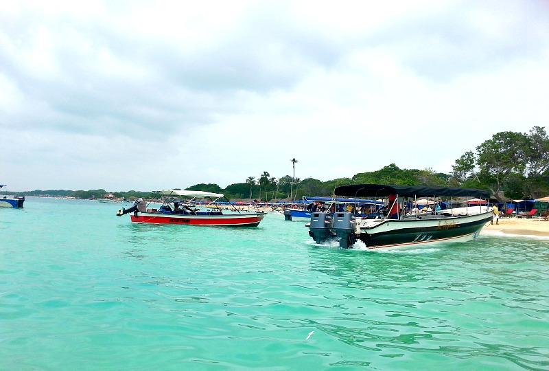 Rosario Islands Colombia