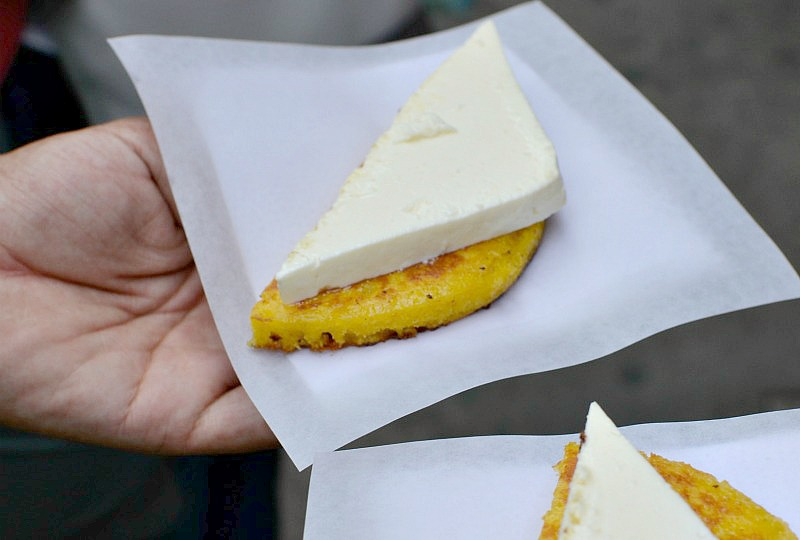8 Colombian arepas that will make you an arepa addict in no time