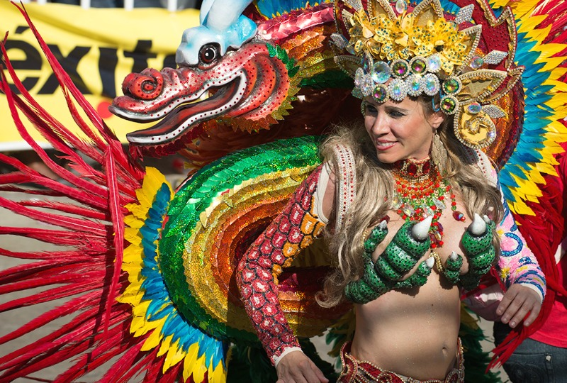 What you'll miss out on if you don't visit the Carnaval de Barranquilla