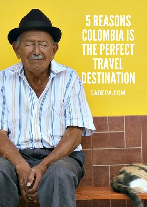 Colombia has it all for travellers, here's why!