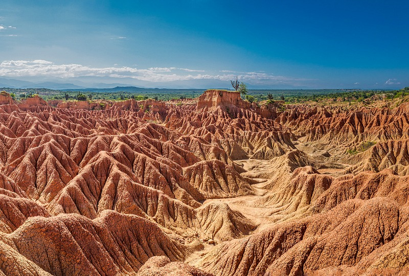 Tatacoa Desert in Colombia