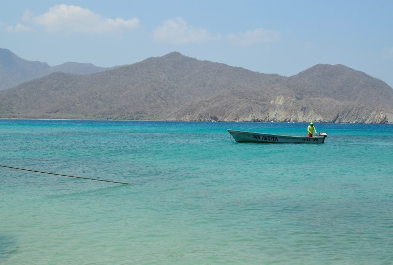 A trip to Playa Crystal, Tayrona National Park