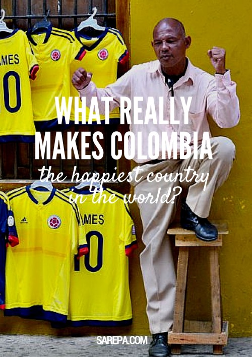 What really makes Colombia the happiest country in the world?