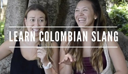 Learn Colombian slang with Sarepa and Aca en Australia (VIDEO)