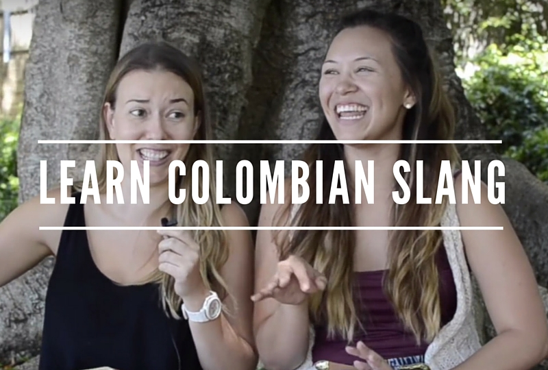 Learn Colombian slang, words and phrases (VIDEO)