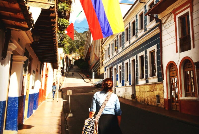 Expats in Colombia: Meet Roberta Padroni from InColombia.it