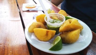 Things to do in Cali - Eat empanaditas