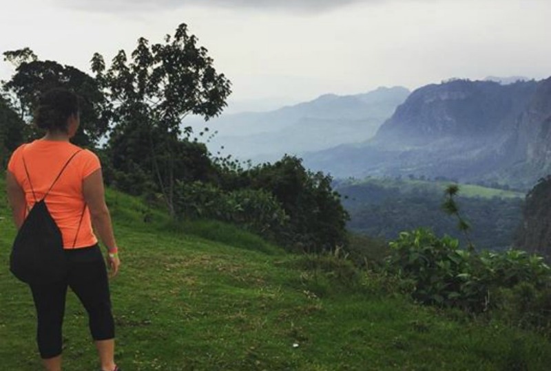 Expat Living in Colombia: Meet Anneliese Delgado
