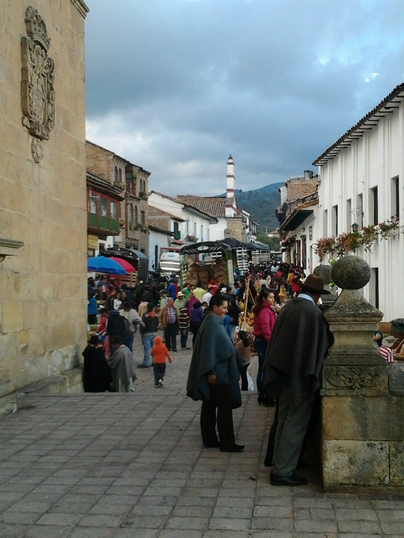 Mongui, Boyaca in Colombia