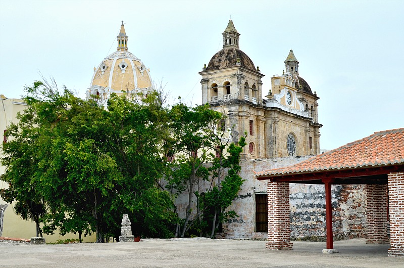 Things to do in Cartagena - Visit Church of San Pedro Claver