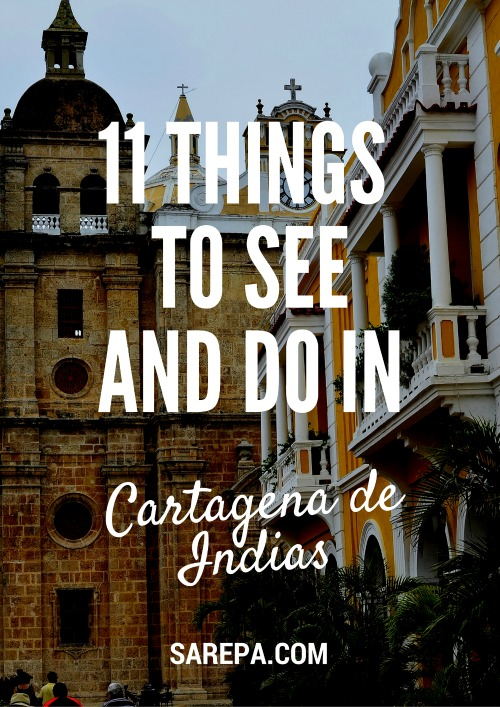 11 Things to see and do in Cartagena
