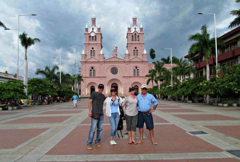 Basilica del Senor de los Milagros in Buga