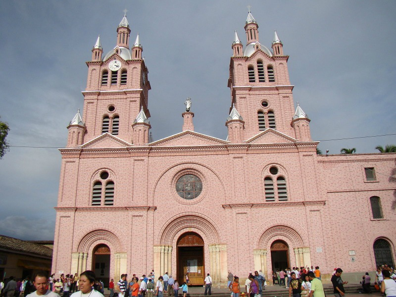 The history behind the Basílica del Señor de los Milagros in Buga